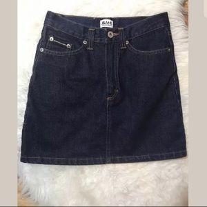 Dolce & Gabbana Jeans Blue Denim Mini Skirt 24/38